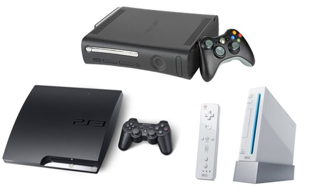 consoles-video-game